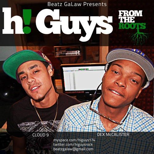 Beatz Galaw presents h! Guys (From the roots) FRONT