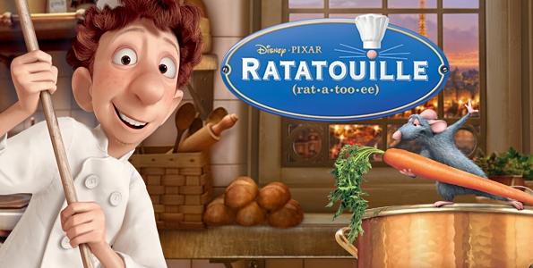 Ortine Movie Night: Ratatouille | Living Free NYC