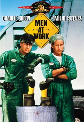 Men at Work affiche