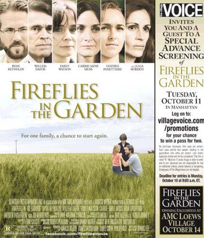 Win Tickets To An Advance Screening Of Fireflies In The