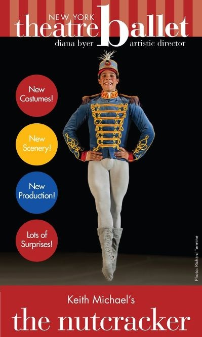 New York Theatre Ballet - Official Site