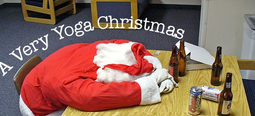 The 4th annual a very yoga christmas