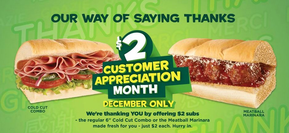 Possible Printable Subway Facebook Coupon -January 30 –Like their facebook page to get updated to even more deals. $5 Featured Footlong Subway Coupon – Find out .