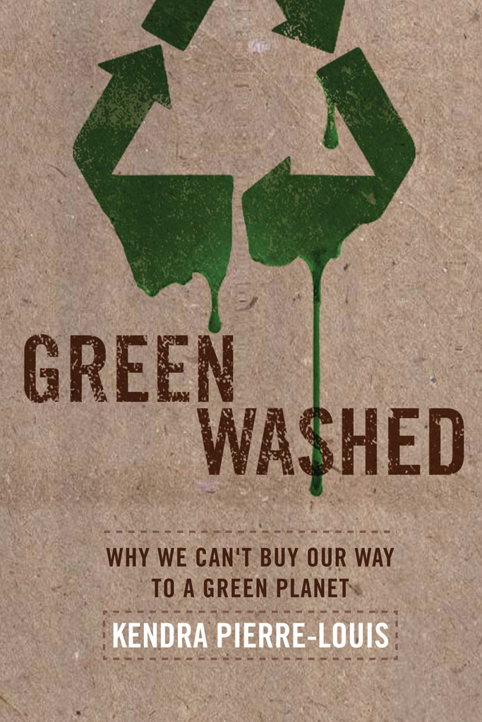 Green Washed Book Launch