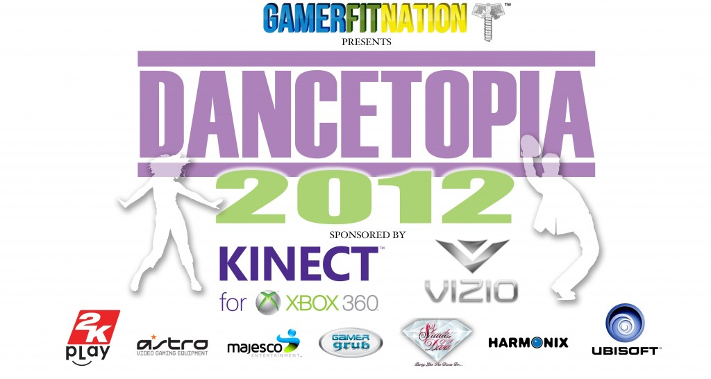 Dancetopia Gaming & Health Event