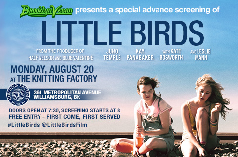 Brooklyn Vegan Presents: Little Birds Screening