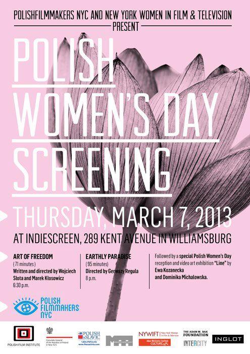 Polish Women's Day Screening