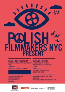 Polish Filmakers NYC Present