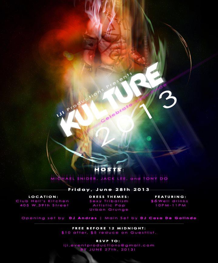 iji Productions Kulture 2013