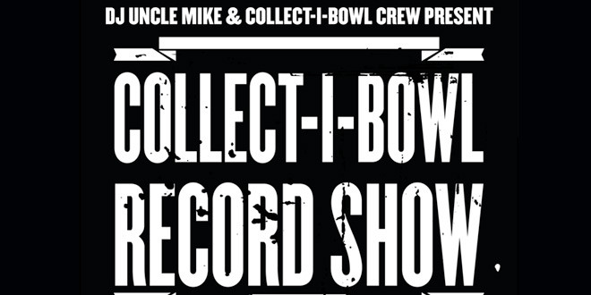 THE COLLECT-I-BOWL RECORD SHOW