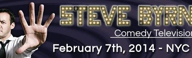 Steve Byrne Comedy Television Special