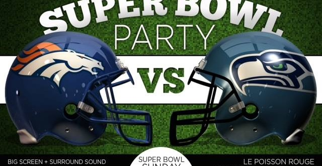 KEVIN POWELL'S ANNUAL SUPER BOWL PARTY