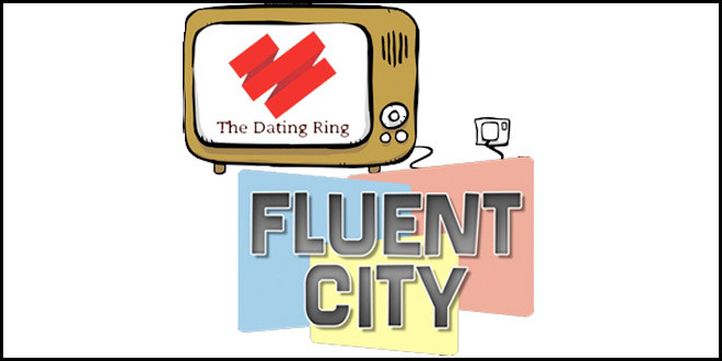 NYC Valentine's Day Dating Ring / Fluent City Party
