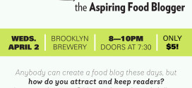 EDIBLE BROOKLYN PRESENTS: WHAT THE URL? AT BROOKLYN BREWERY