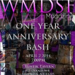WMDSF Magazine One Year Anniversay Bash