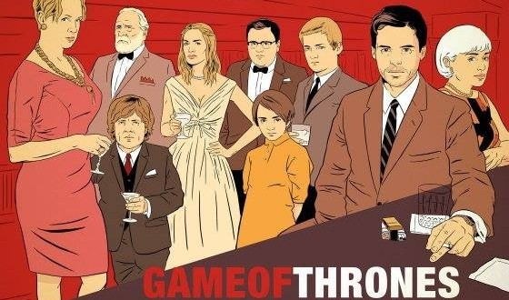 Game of Thrones & Mad Men Viewing Party