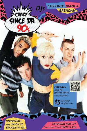 CRAZY$INCEDA90$_poster