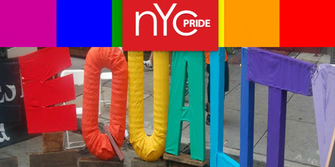 NYC Gay PrideFest