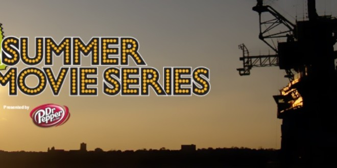 Intrepid Free Summer Movie Series 2014: Top Gun