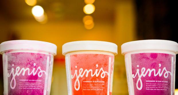 Free Jeni's Splendid Ice Cream