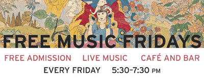 The American Folk Art Museum Presents Free Music Fridays