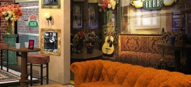 """Friends"" Central Perk Pop-Up"