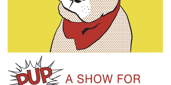 Bark & Co Presents: Pup Art- A Show For Fluffy Singles