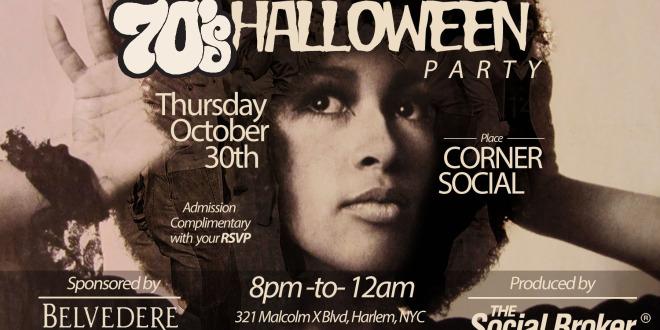 Afros & Platforms 70's Halloween