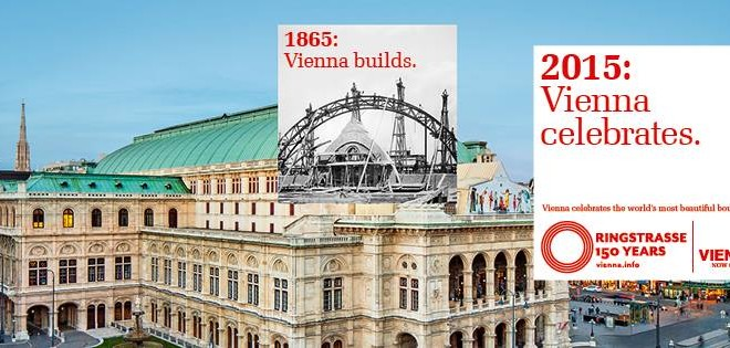 Vienna Celebrates: 150 Years of the Ringstrasse