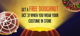 Krispy Kreme Halloween Costume Party