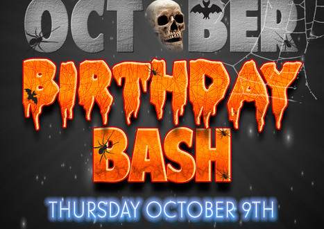 October Birthday Bash at Turtle Bay