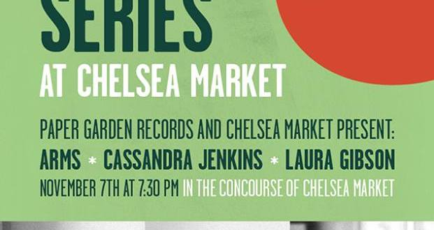Paper Garden Records Live at Chelsea Market