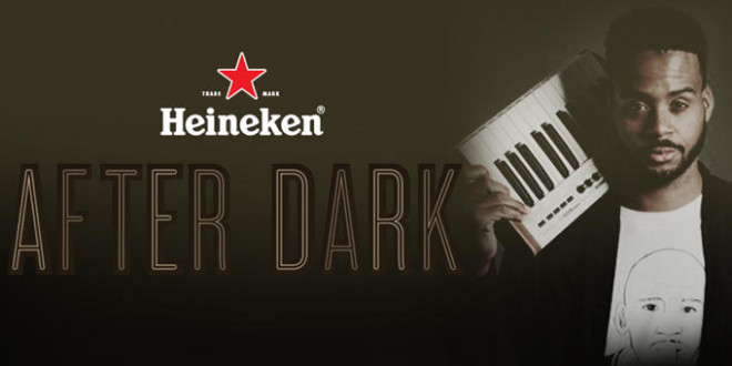 Heineken After Dark with Kris Bowers