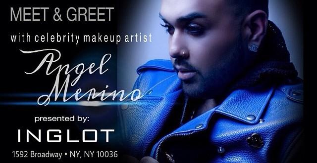 Angel Marino Meet & Greet