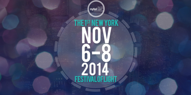 The 1st New York Festival of Light