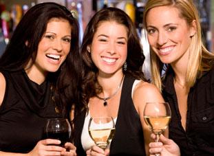 Women Wines Wednesdays