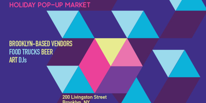 Pop² Brooklyn Holiday Pop-Up Market