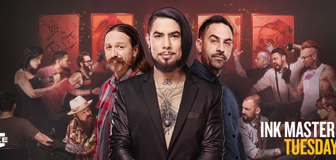 Ink Master Finale Taping