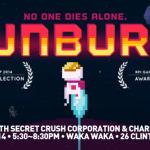 Sunburn! Post-Mortem