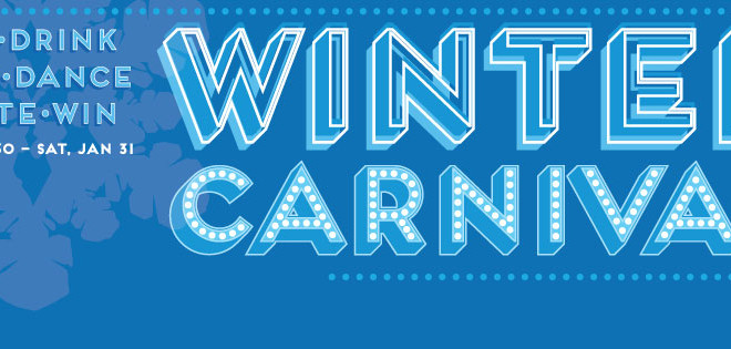 Bank of America Winter Carnival