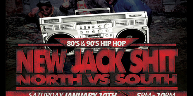 New Jack Shit: North vs South