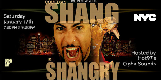 SHANG Comedy TV Special