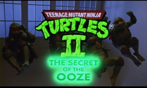 SugarCube Presents: Teenage Mutant Ninja Turtles II – The Secret of the Ooze