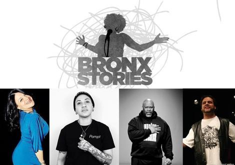 National Poetry Month – Bronx Stories