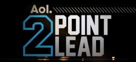 AOL 2 Point Lead Sports Show