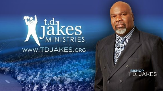 TD Jakes Show – Paid Live Taping | Living Free NYC