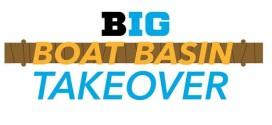 Big Ten Boat Basin Takeover