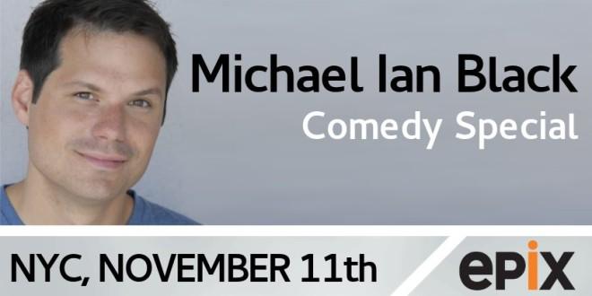 Michael Ian Black Comedy Special