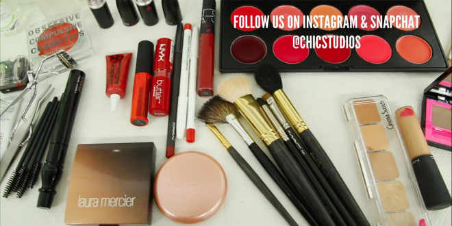 Chic NYC: Open House Retro Makeup with Extreme Lashes