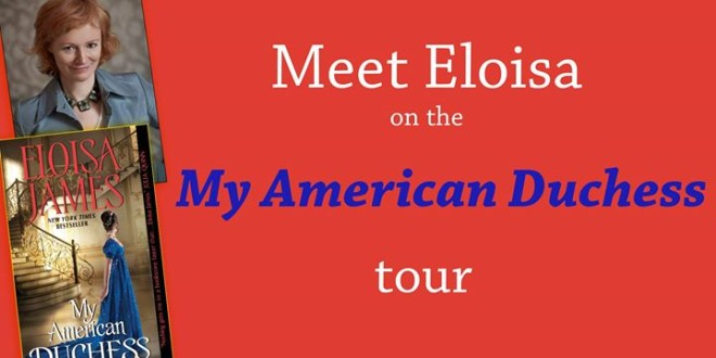 My American Duchess Launch Party